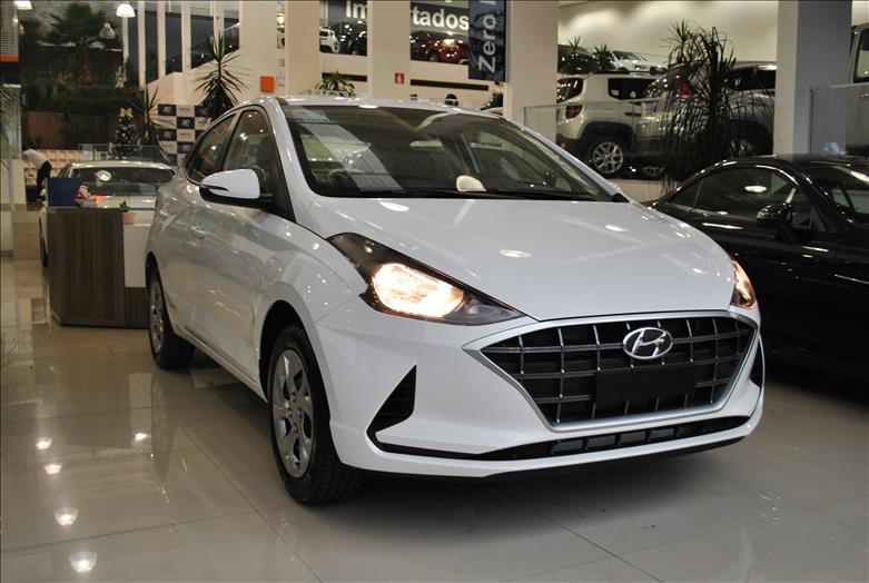 Hyundai-HB20S-1.6 IMPRESS 16V FLEX 4P AUTOMÁTICO