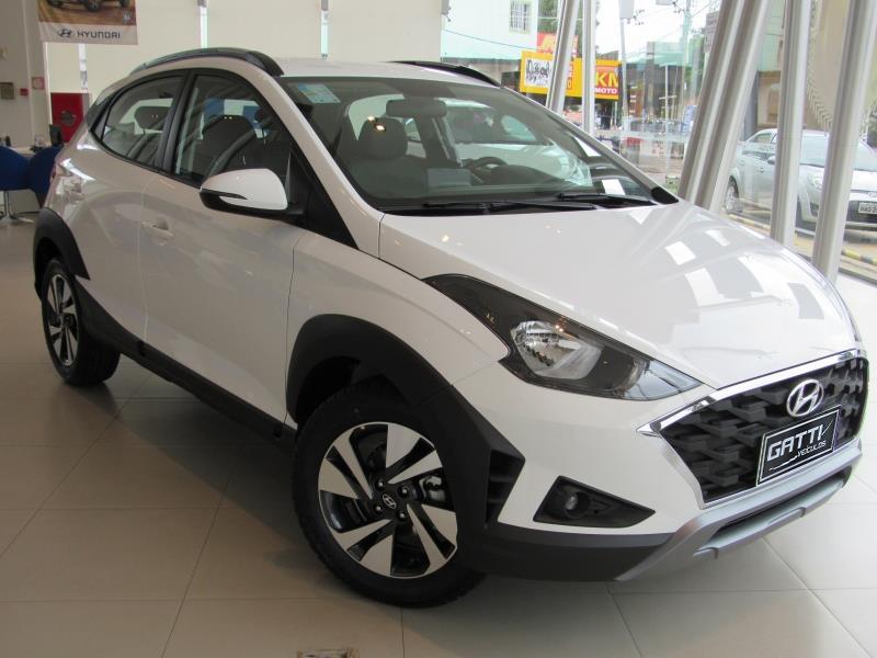 Hyundai-HB20X-1.6 16V STYLE FLEX 4P MANUAL
