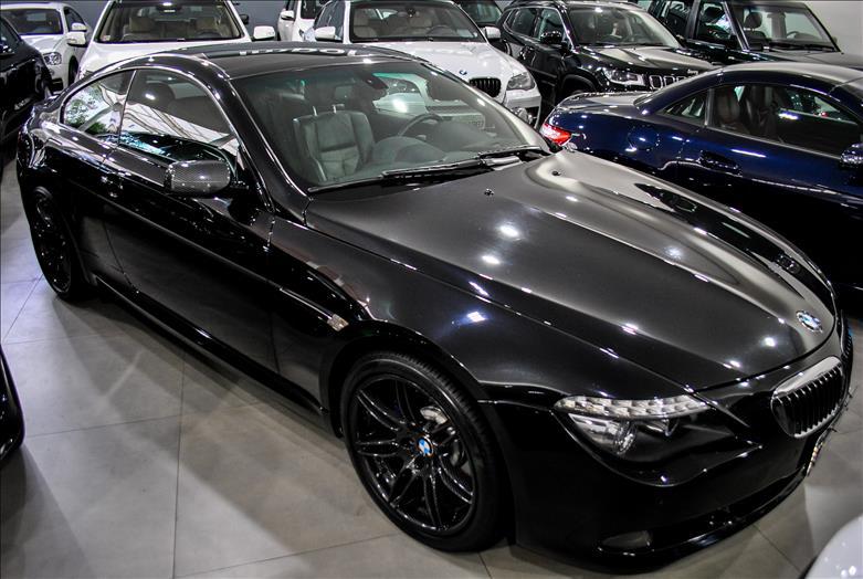 BMW 650I 4.8 Coupé V8 32V