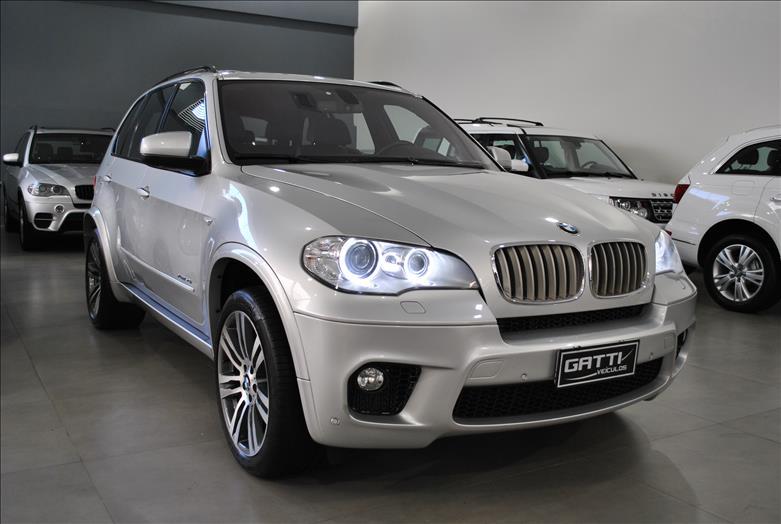 BMW X5 4.4 4X4 50I Sport V8 32V