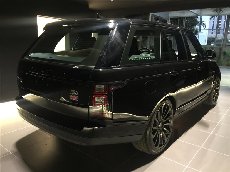 f4f3db30976a0 Land Rover RANGE ROVER VOGUE 4.4 SDV8 SE BLACK 4X4 TURBO DIESEL 4P ...