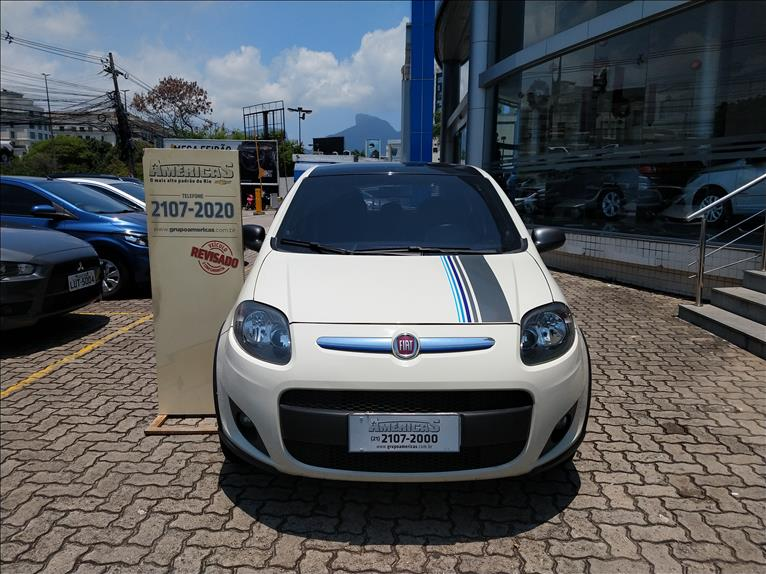 FIAT PALIO 1.6 MPI Sporting SE Blue Edition 16V