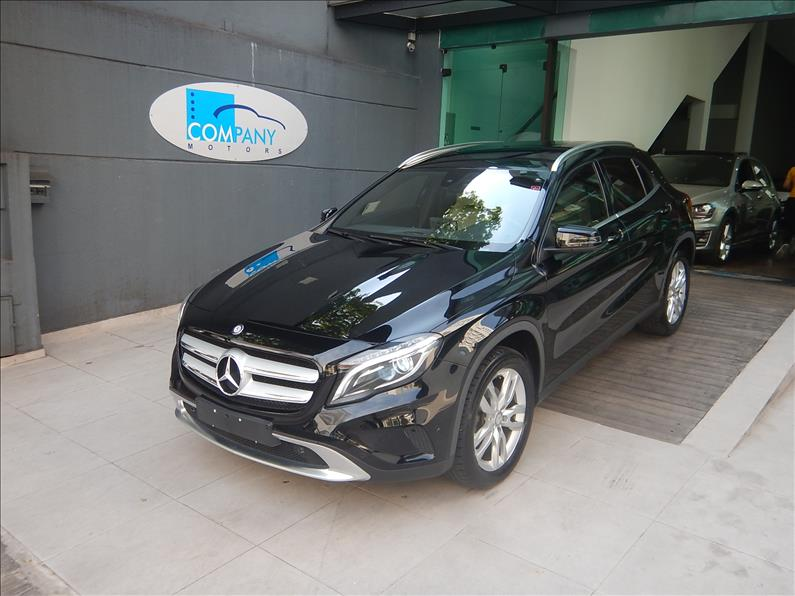 MERCEDES-BENZ  GLA 200   1.6 CGI Advance 16V Turbo