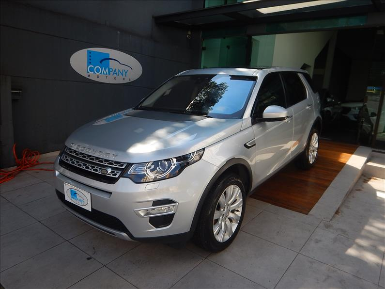 LAND ROVER DISCOVERY SPORT 2.0 16V SI4 Turbo HSE Luxury 7 Lugares