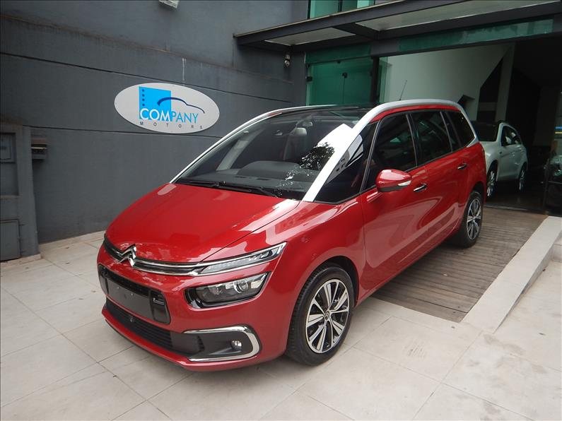 CITROËN C4 GRAND PICASSO 1.6 Intensive 16V Turbo