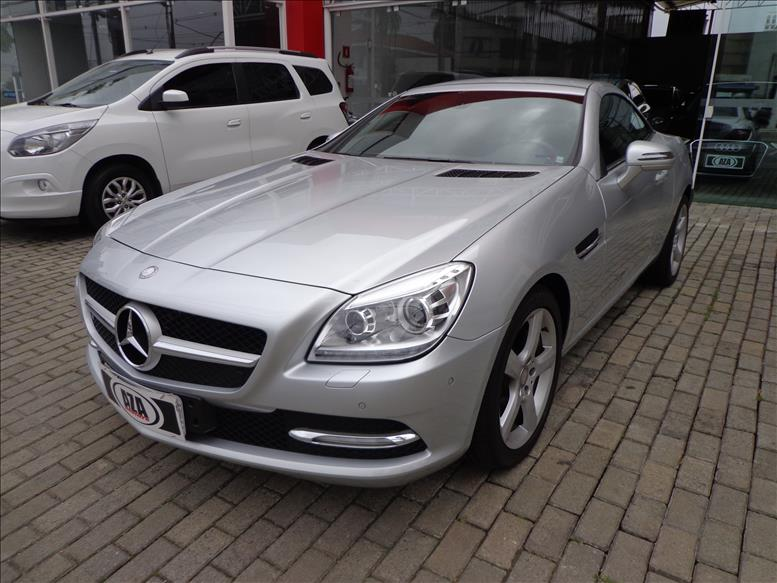Mercedes-Benz-SLK 250-1.8 CGI 16V Turbo