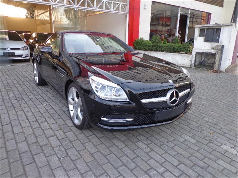 Mercedes-Benz-SLK 250-1.8 CGI 16V Turbo