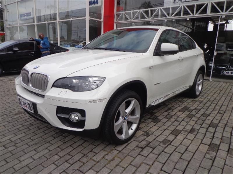 BMW X6 4.4 4X4 50I Coupé 8 Cilindros 32V Bi-turbo