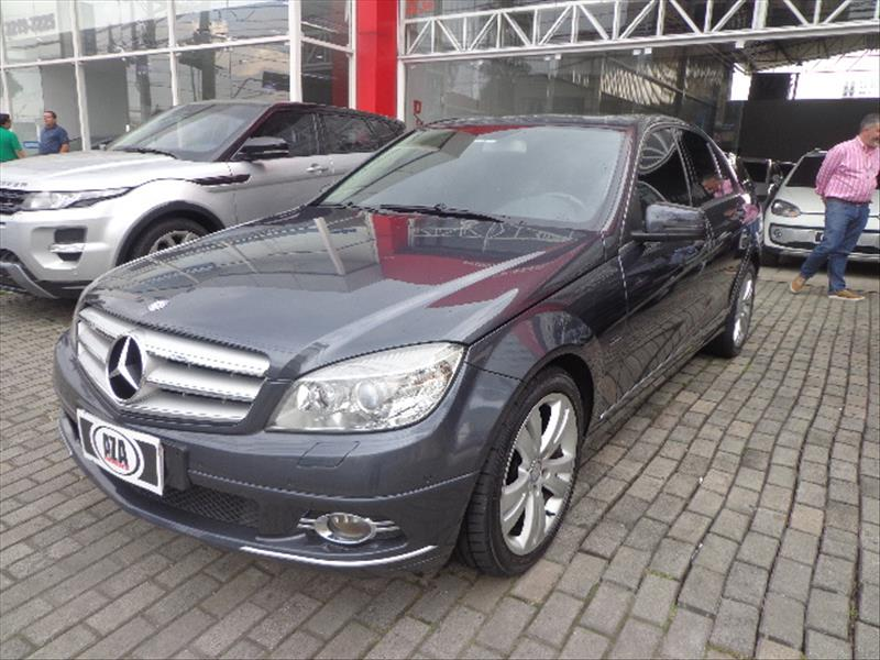 MERCEDES-BENZ C 300 3.0 Avantgarde V6 24V