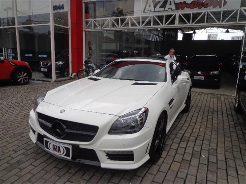 MERCEDES-BENZ SLK 55 AMG 5.5 Roadster V8