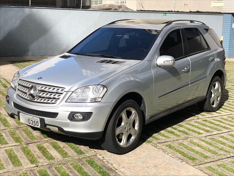 MERCEDES-BENZ ML 350 3.5 4X4 V6