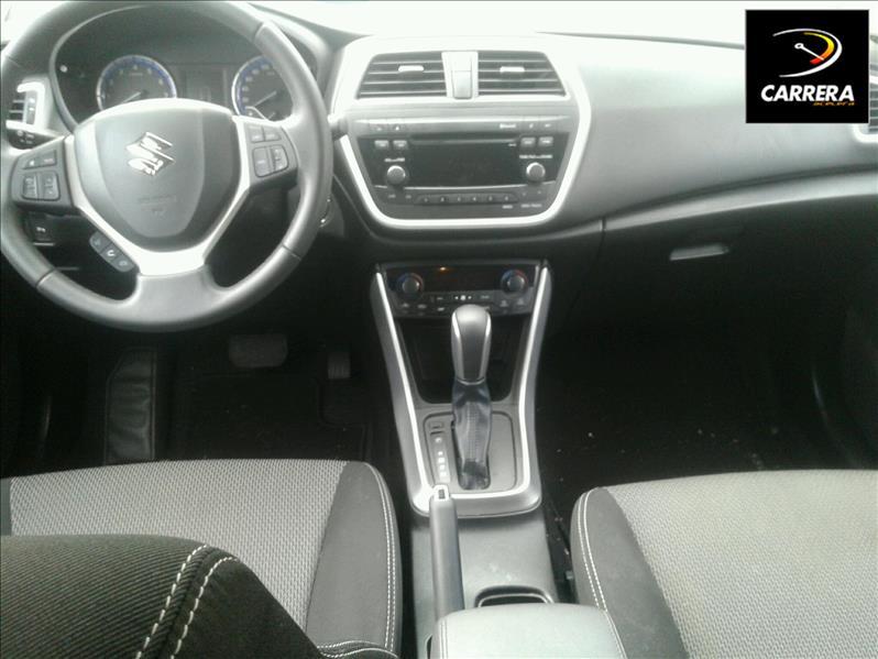 Suzuki S-CROSS 1.6 16V VVT GLX 4X4