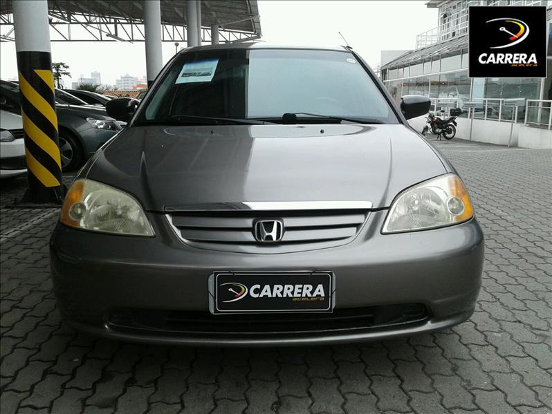 Civic 1.7 16V LX 2001 CÓD. ANÚNCIO: 0077