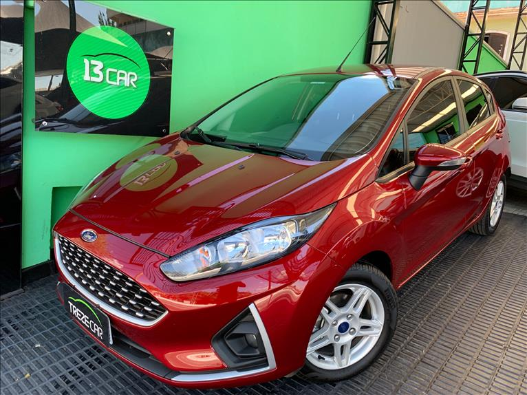 FORD FIESTA 1.6 Tivct SEL