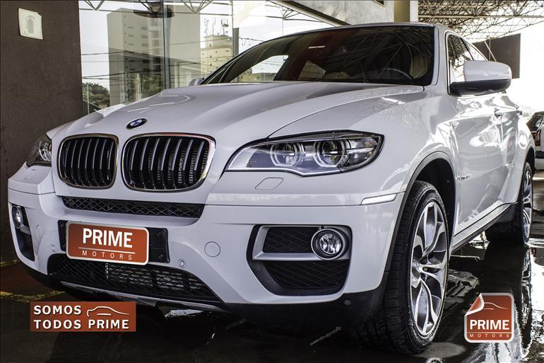 BMW X6 3.0 4X4 35I Coupé 6 Cilindros 24V