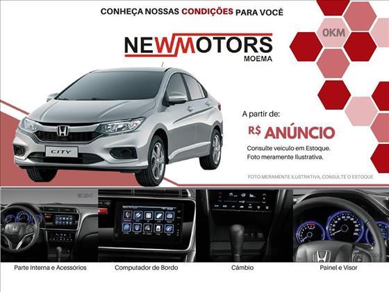 Honda-CITY-1.5 DX 16V FLEX 4P MANUAL
