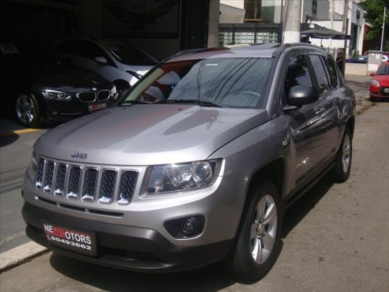 Jeep-COMPASS-2.0 Sport 4X2 16V
