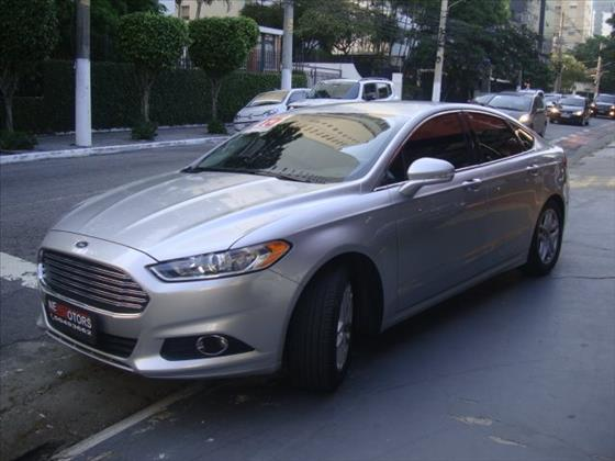 Ford-FUSION-2.5 16V
