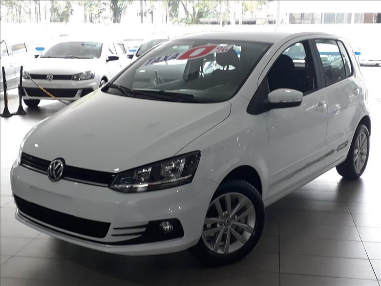 VOLKSWAGEN FOX 1.6 MSI Connect I-motion