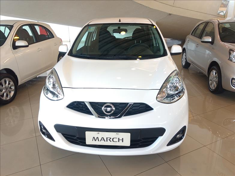 Nissan  MARCH   1.6 SV 16vstart