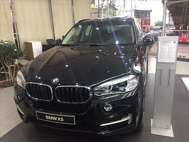 BMW X5 3.0 4X4 30D I6 Turbo 2017/2018