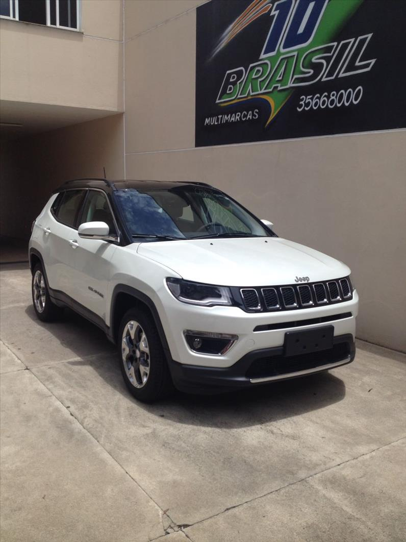 JEEP COMPASS 2.0 16V Limited 2018/2018
