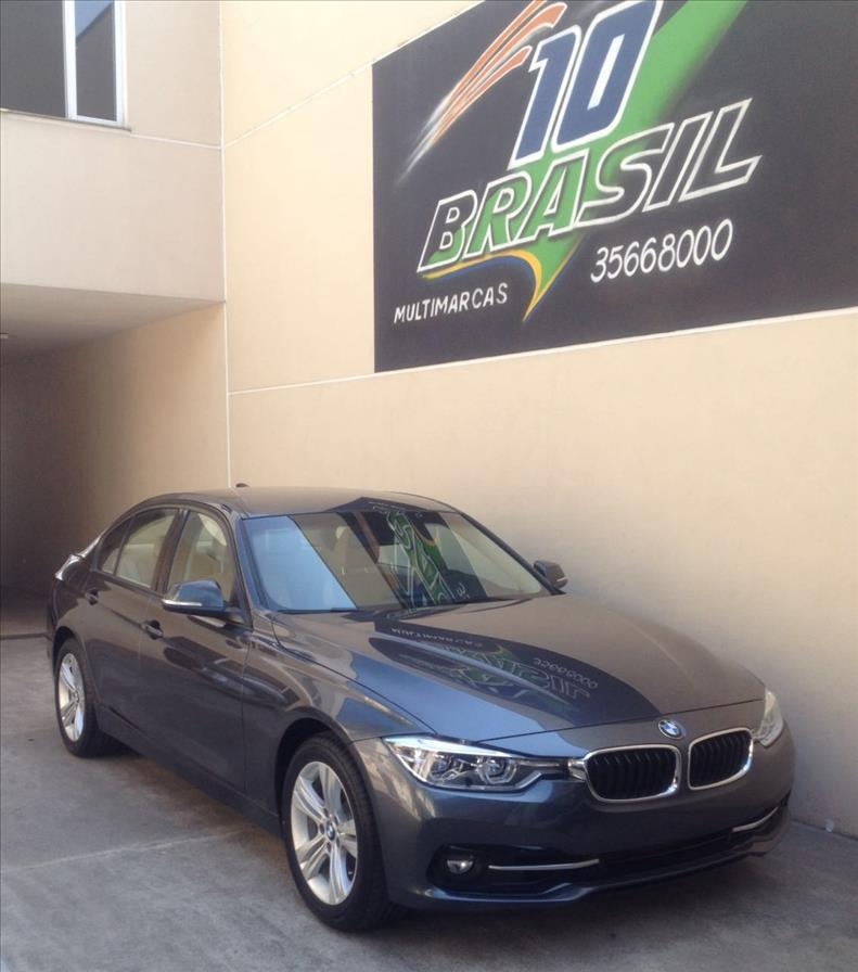 BMW 320I 2.0 Sport 16V Turbo Active 2017/2017