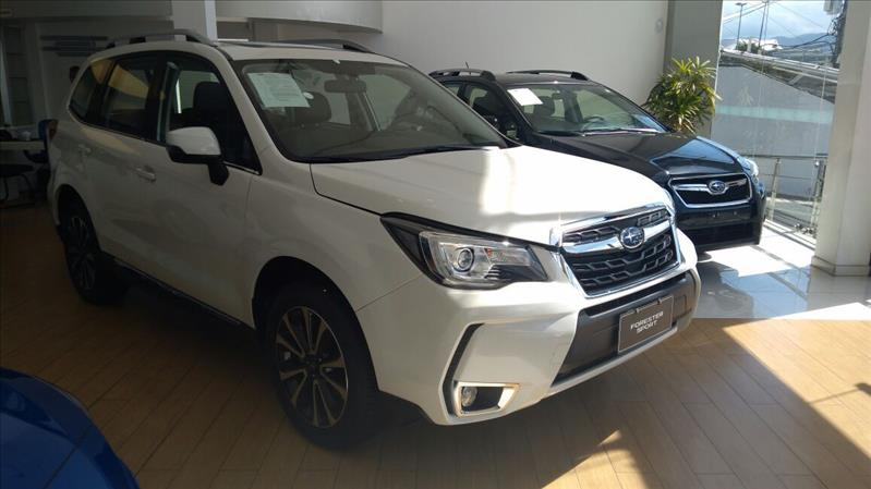 SUBARU FORESTER 2.0 XT 4X4 16V Turbo 2016/2017