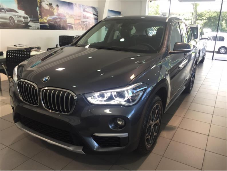 BMW X1 2.0 16V Turbo Activeflex Sdrive20i X-line 2017/2017