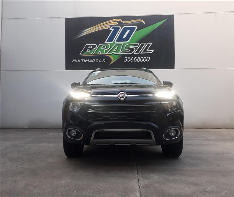 FIAT TORO 2.0 16V Turbo Volcano 4X4 2018/2019