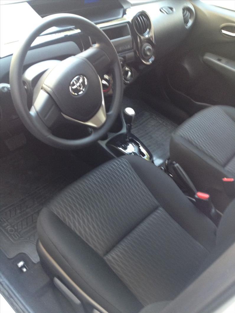 TOYOTA ETIOS 1.5 X Sedan 16V 2018/2018