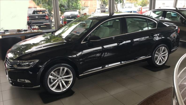 VOLKSWAGEN PASSAT 2.0 16V TSI Bluemotion Highline 2018/2018