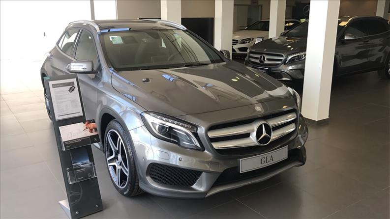 MERCEDES-BENZ GLA 250 2.0 16V Turbo Sport 2016/2016