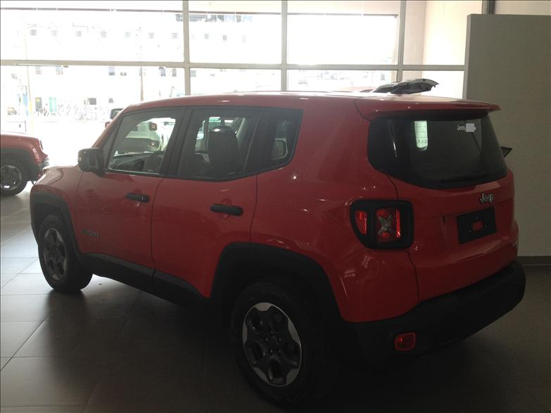 JEEP RENEGADE 1.8 16V Sport 2017/2018