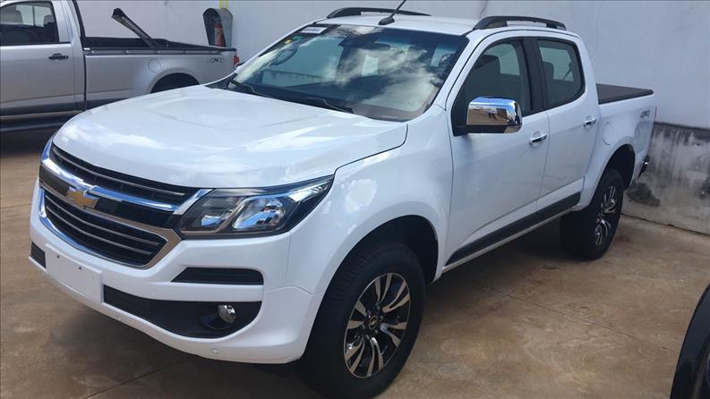 CHEVROLET S10 2.8 LTZ 4X4 CD 16V Turbo 2018/2019