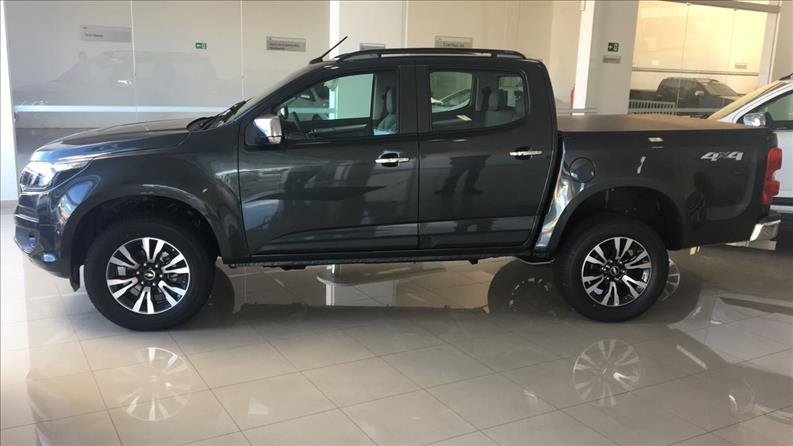 CHEVROLET S10 2.8 LTZ 4X4 CD 16V Turbo 2018/2018