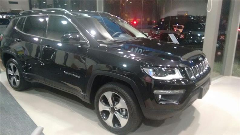 JEEP COMPASS 2.0 16V Longitude 4X4 2017/2017