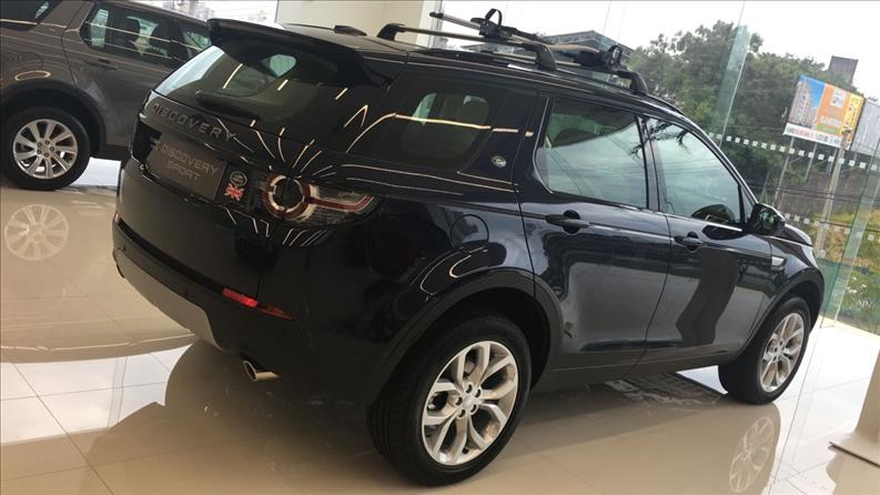 LAND ROVER DISCOVERY SPORT 2.0 16V TD4 Turbo HSE 2016/2016