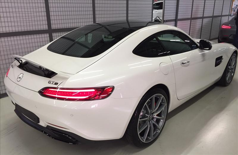 MERCEDES-BENZ AMG GT 4.0 V8 Turbo Coupé S 2015/2016