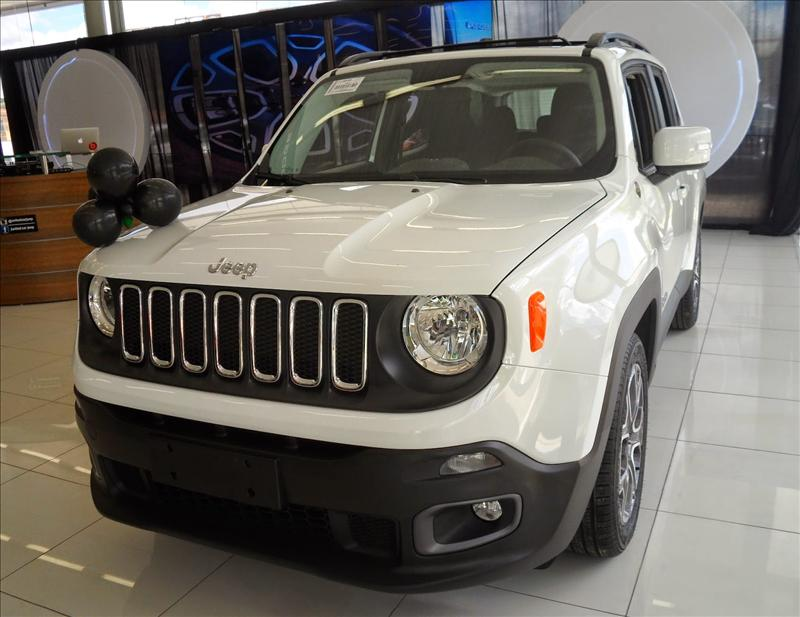 JEEP RENEGADE 1.8 16V Longitude 2017/2018