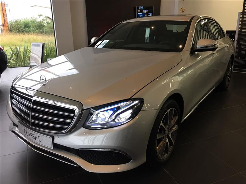 MERCEDES-BENZ E 250 2.0 CGI Exclusive Launch Edition 2016/2017