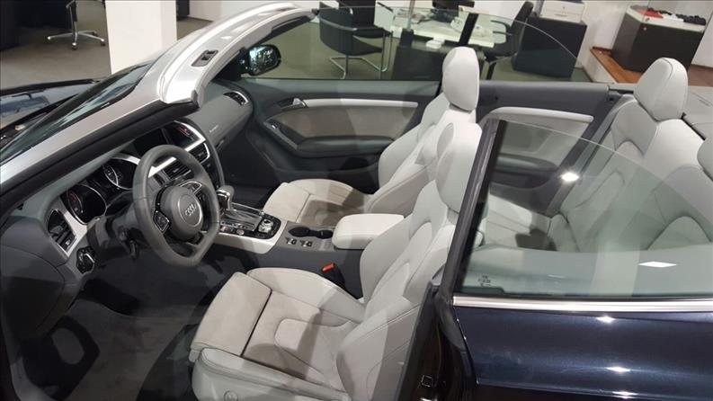 AUDI A5 2.0 TFSI Cabriolet Ambition 16V 2015/2016