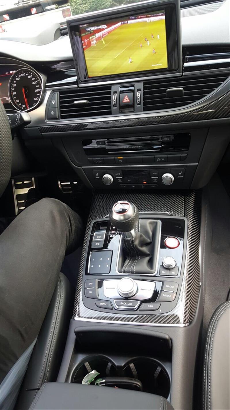 AUDI RS6 4.0 Avant V8 32V Bi-turbo 2018/2018