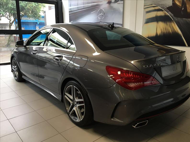 MERCEDES-BENZ CLA 250 2.0 Sport 16V Turbo 2016/2017