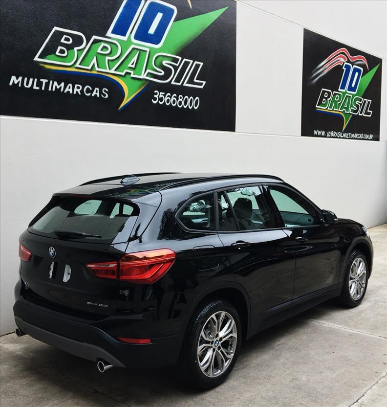 BMW X1 2.0 16V Turbo Activeflex Sdrive20i 2018/2019