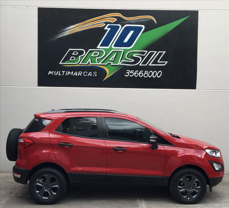 FORD ECOSPORT 1.5 Ti-vct Freestyle 2020/2020