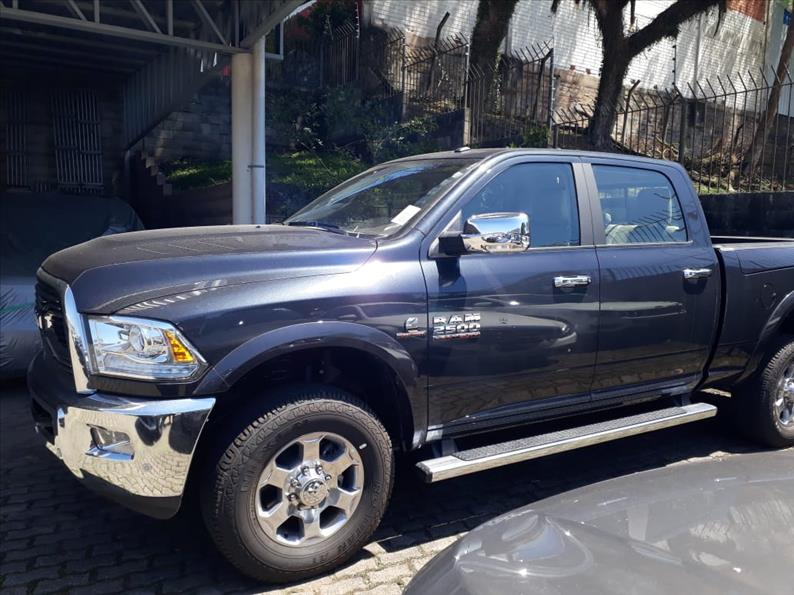 DODGE RAM 6.7 2500 Laramie 4X4 CD I6 Turbo 2018/2018