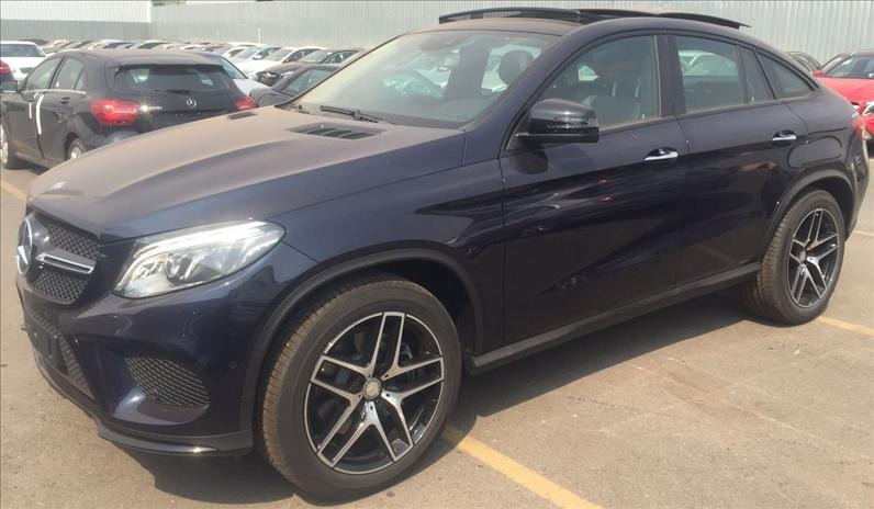 MERCEDES-BENZ GLE 400 3.0 V6 Night Coupé 4matic 2017/2017