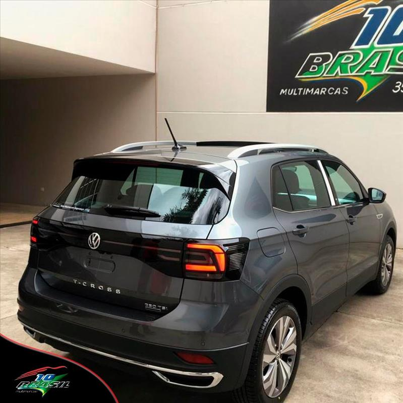 VOLKSWAGEN T-CROSS 1.4 250 TSI Highline 2019/2020