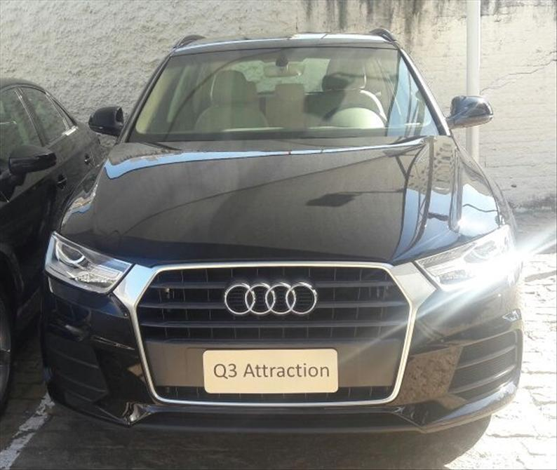 AUDI Q3 1.4 TFSI Attraction 2016/2017